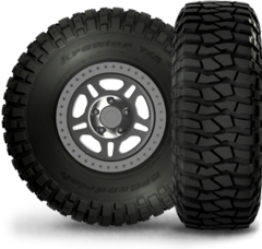 BFGoodrich Krawler T/A KX Red Label