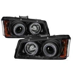 Spyder Auto CCFL Projector Halo 03-06 Chevy 2500/3500