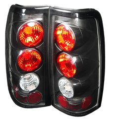 Spyder Auto Euro Style Tail Lights 03 - 06 Chevy 1500/2500