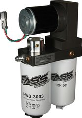 FASS Stock to Mod Fuel Pump for Ford