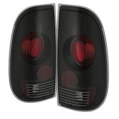 Spyder Auto Eurostyle Tail Lights 99-07 Ford Super Duty
