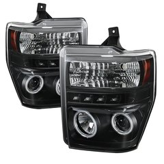 Spyder Auto CCFL Projector Halo 08-10 Ford Super Duty
