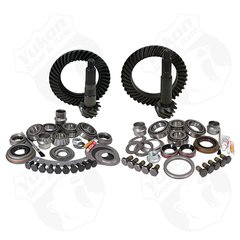 Yukon Gear and Install Package for Jeep TJ with Dana 30 Front and Dana 44 Rear