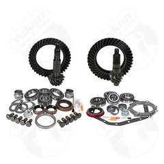 Yukon Gear and Install Package for Dana 60HP and '99 & Up GM 14 Bolt