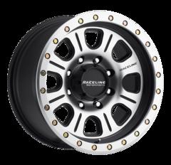 Raceline 928M-SL Monster Wheels