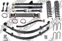 Clayton XJ Long Arm Kits