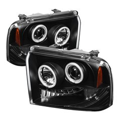 Spyder Auto CCFL Projector Halo 05-07 Ford Super Duty
