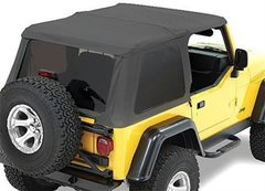 Bestop Replace A Top Trektop NX for TJ Wrangler