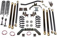 Clayton LJ Pro Series Long Arm Lift Kit w/3 Link Bridge