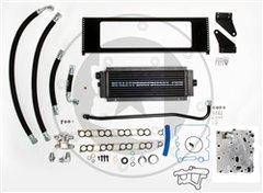 Bullet Proof Diesel 6.0L Engine Oil System - Factory Oil Filter