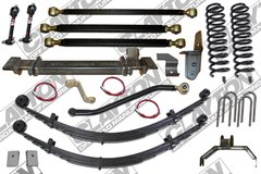 Clayton XJ Pro Series 3 Link Front Kit