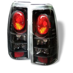Spyder Auto Euro Style Tail Lights 99-02 Chevy/99-03 GMC 2500/3500