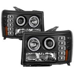Spyder Auto CCFL Halo 07-13 GMC 2500/3500