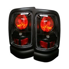 Spyder Auto Euro Style Tail Lights 94 - 02 Dodge Ram