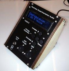 YM3812 Synthesizer