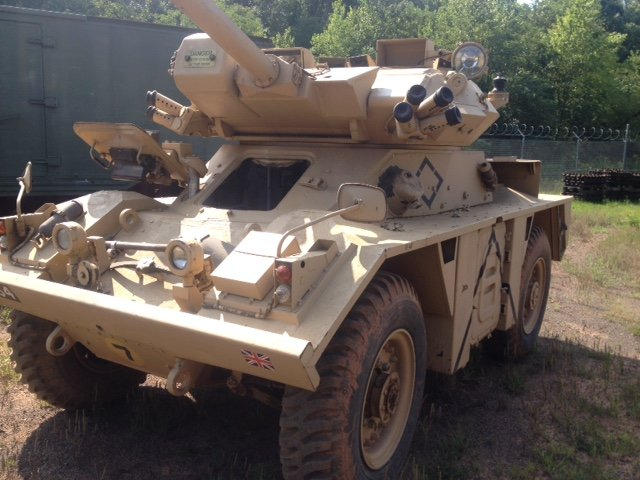 Ammco bus : Used us military vehicles for sale
