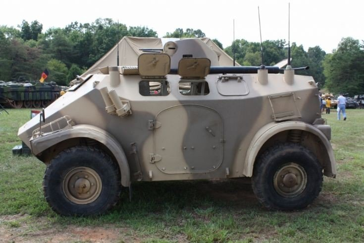 Military Vehicle Sales | Chaffee Associates Inc