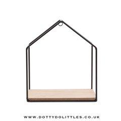 Double House Shelf
