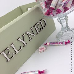 'Personalise it' Wooden Box