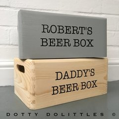 Daddy's Beer Box