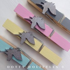 Unicorn Magnetic Pegs