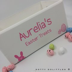 Easter Treats Wooden Box