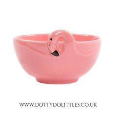 Flamingo Bowl