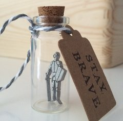 Brave Knight in a Bottle