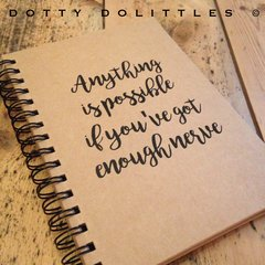 Quote Notebooks