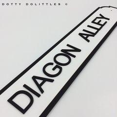 'Diagon Alley' Street Sign