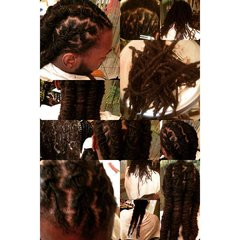 Add Real Locs On 2 Your Locs