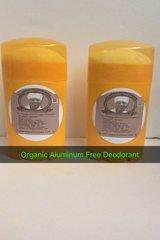 H2BN All Natural Organic Deodorant