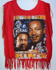 H2BN Yamassee Fringe I Have A Dream T-Shirt