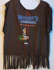 H2BN Yamassee Woody's LONGBOARDS Hawaii T-Shirt
