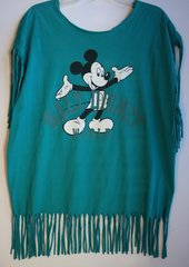 H2BN Ancient Ones Fringe Mickey Mouse T- Shirt