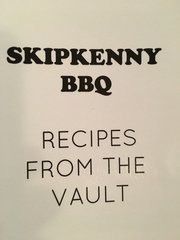 Skipkenny BBQ Recipe Book