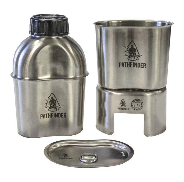 Pathfinder Canteen Cook Set