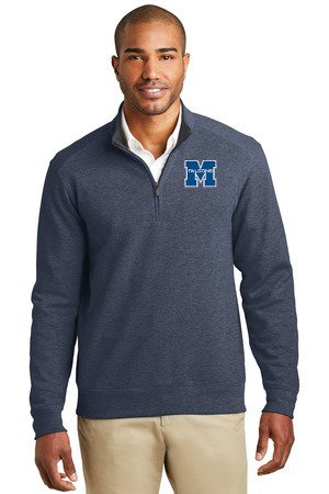 Men's Quarter zip Fleece