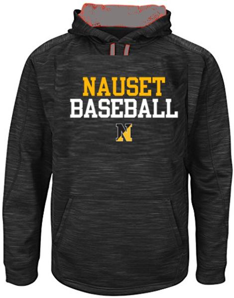 I3298 MAJESTIC Nauset Baseball Hoody