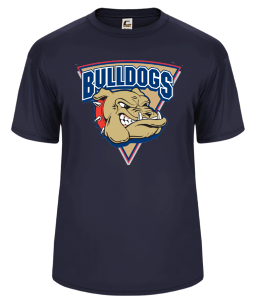 SANDWICH BULLDOGS WORKOUT T-SHIRT