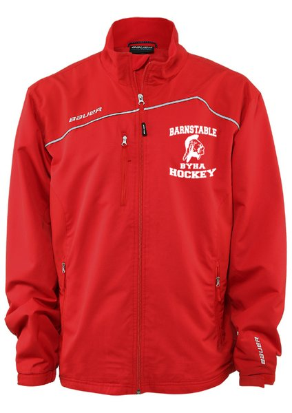 Barnstable Youth Hockey Jacket by Bauer