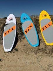 FJ1 Paddleboard - Blue / White