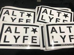 ALT LYFE OG Sticker Pack (5)