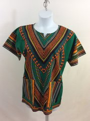 African Print Tradition Dashiki