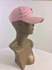 Grommets Sides, Pink Breast Cancer Awareness Cap