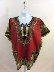 Unisex African Printed Dashiki