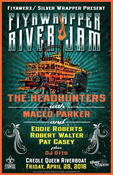 FiyaWrapper River Jam