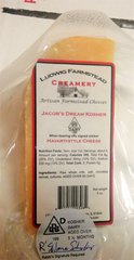 Ludwig Farmstead Creamery - Jacobs Dream Havarti Style cheese 5oz