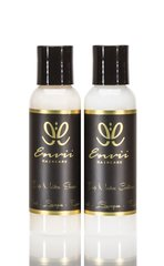 2.5 oz Deep Moisture Shampoo & Conditioner Set (Neroli + Lemongrass + Rosemary)