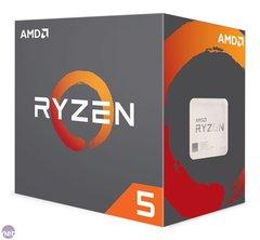 AMD RYZEN 5 1600 6-Core 3.2 GHz (3.6 GHz Turbo) Socket AM4 65W YD1600BBAEBOX Desktop Processor